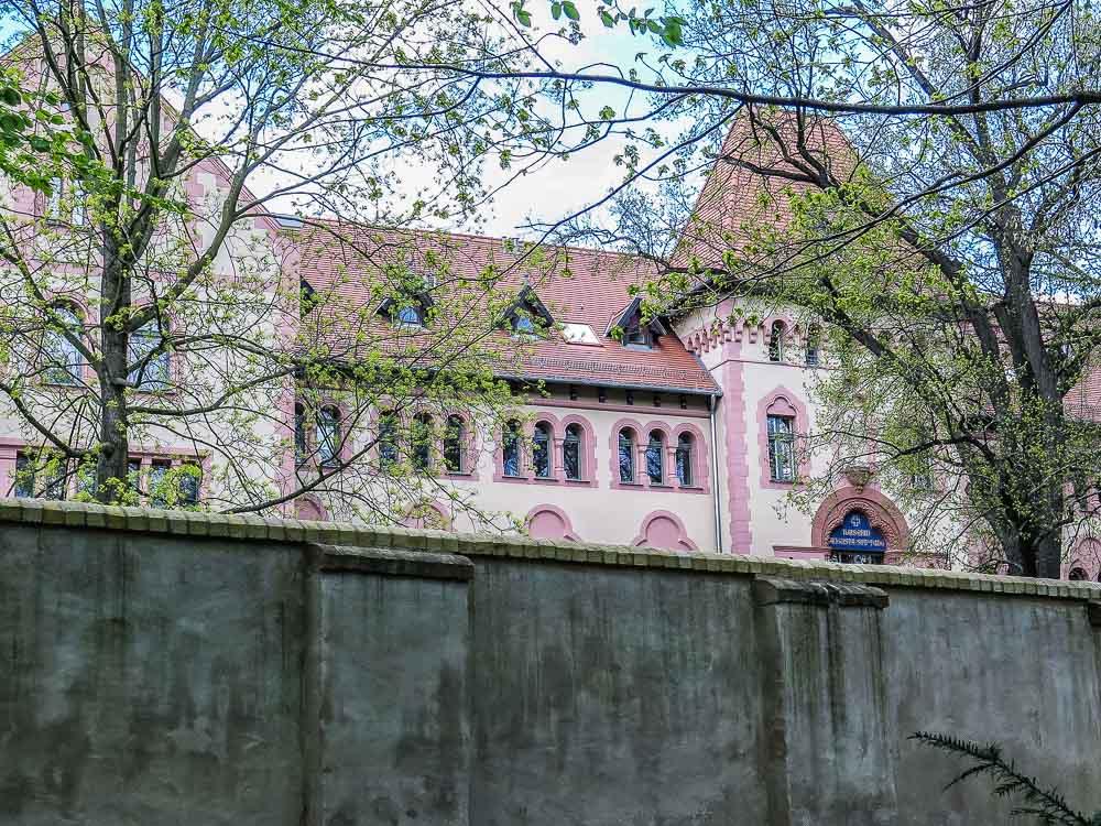 KGB Zentrale Potsdam Militärstädtchen Nr.7