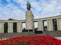 Sowjetisches Ehrenmal Berlin Tiergarten
