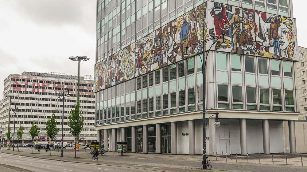 Haus des Lehrers und Haus der Statistik Berlin