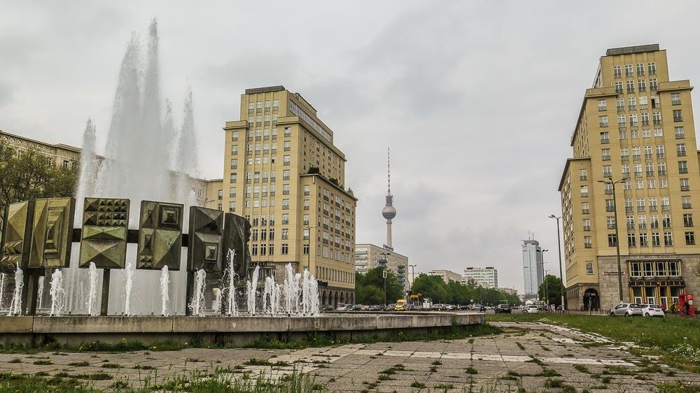 Strausberger Platz Berlin