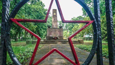 Sowjetischer Ehrenfriedhof Neuruppin