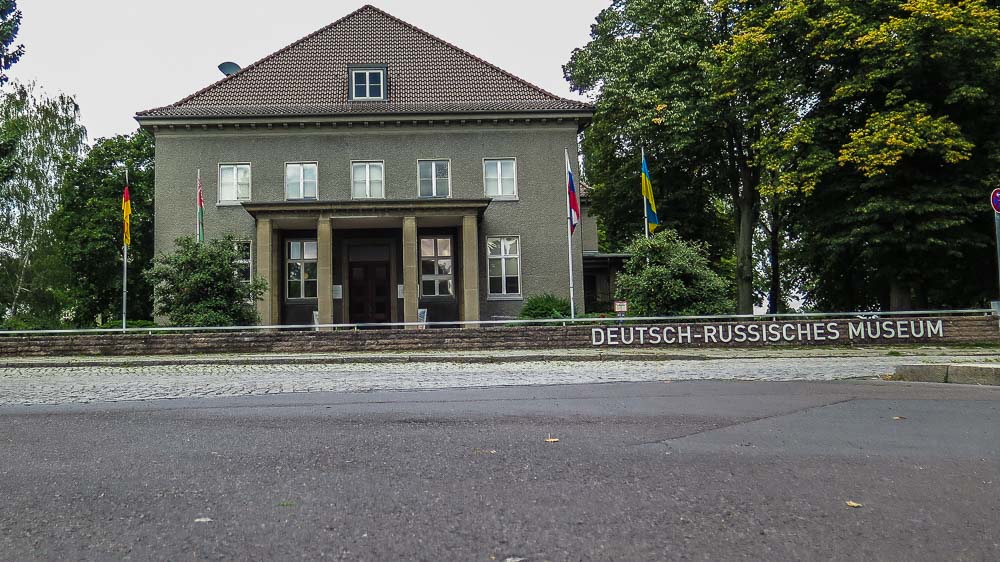 Deutsch Russisches Museum Berlin Karlshorst