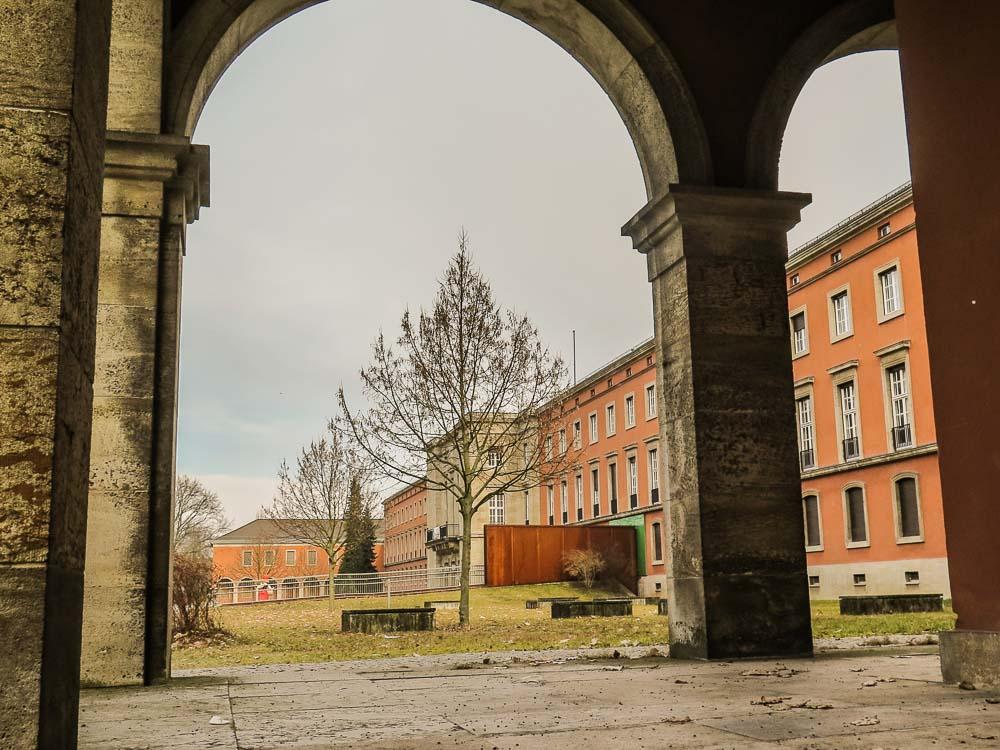 Universität Potsdam Griebnitzsee - zwischenzeitlich auch Sitz des Oberkommandos der sowjetischen Besatzungstruppen
