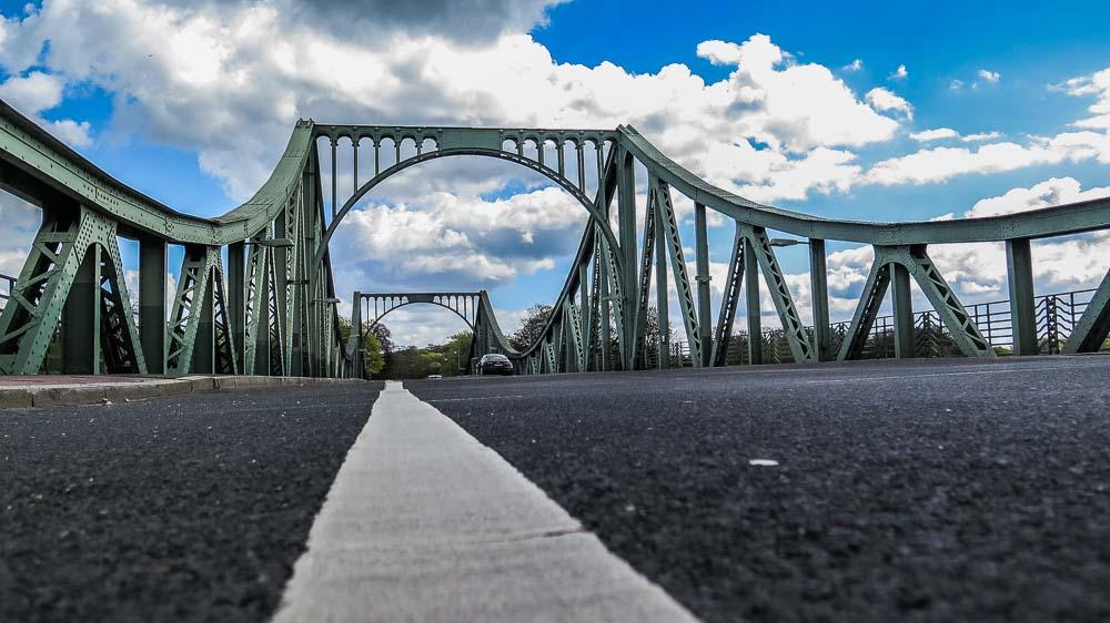 Glienicker Brücke Potsdam Spionenbrücke