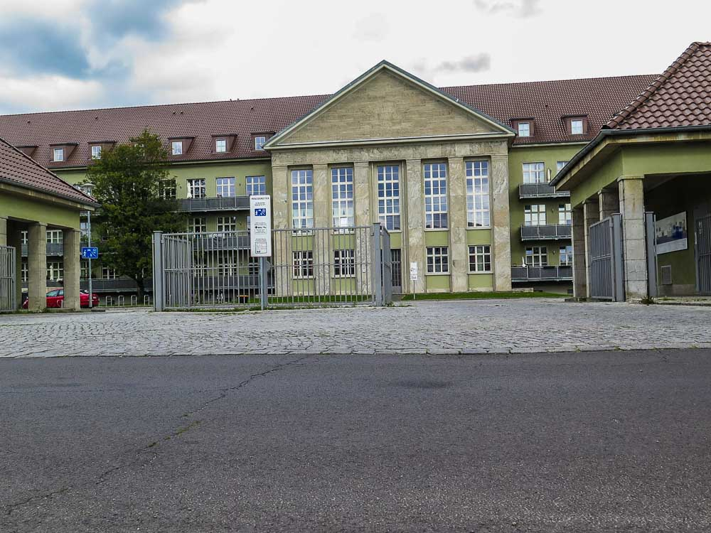 KGB Zentrale Karlshorst Berlin