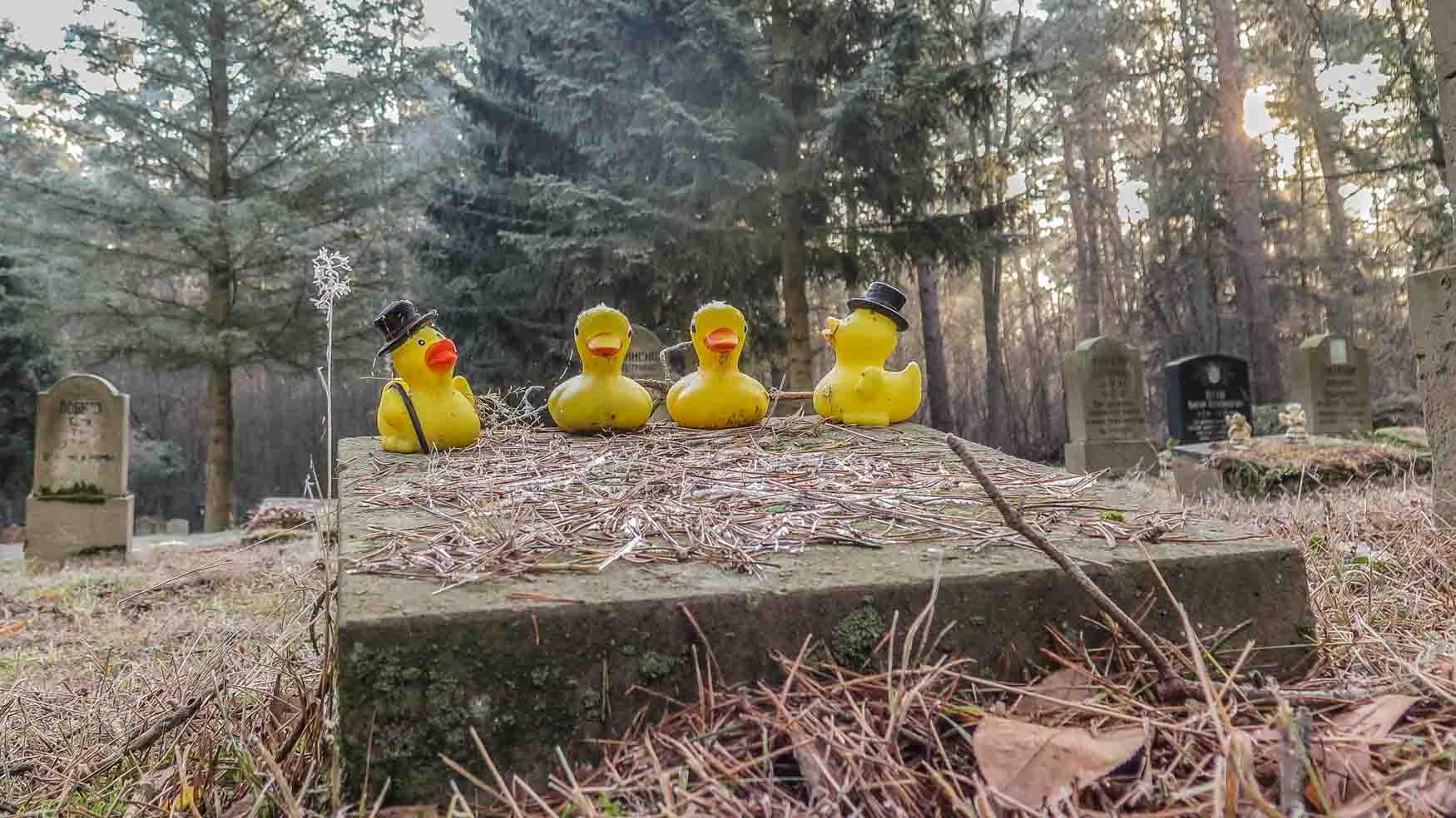 Kindergrabstätte Sowjetischer Friedhof Potsdam Michendorfer Chaussee