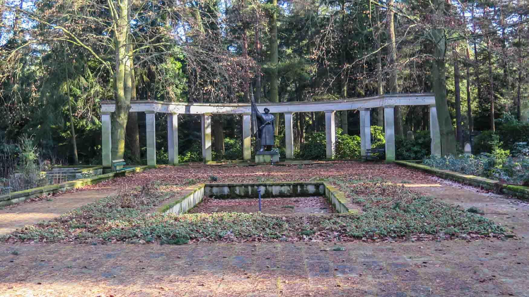 Russischer Friedhof Potsdam Michendorfer Chaussee