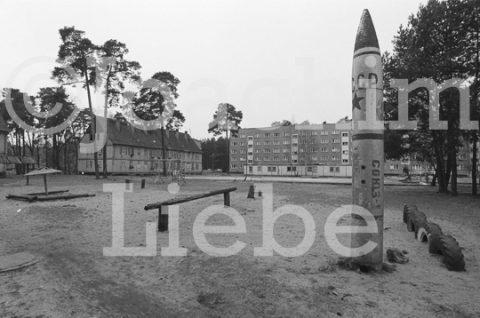 Sowjetische Kaserne in Brandenburg