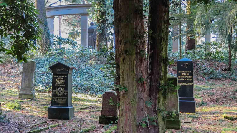 Sowjetischer Friedhof Potsdam an der Michendorfer Chaussee