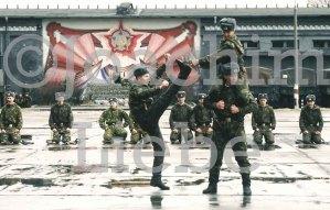 Abschied der sowjetischen Streitkräfte aus Potsdam