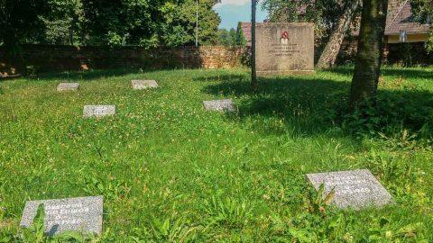 Sowjetischer Friedhof in Dahme (Mark) © Berlins Taiga - Dein Ausflugsführer in die sowjetische Geschichte