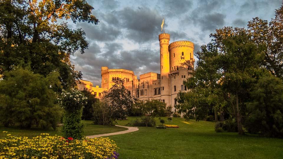 Schloss Babelsberg (Park Babelsberg - Potsdam)