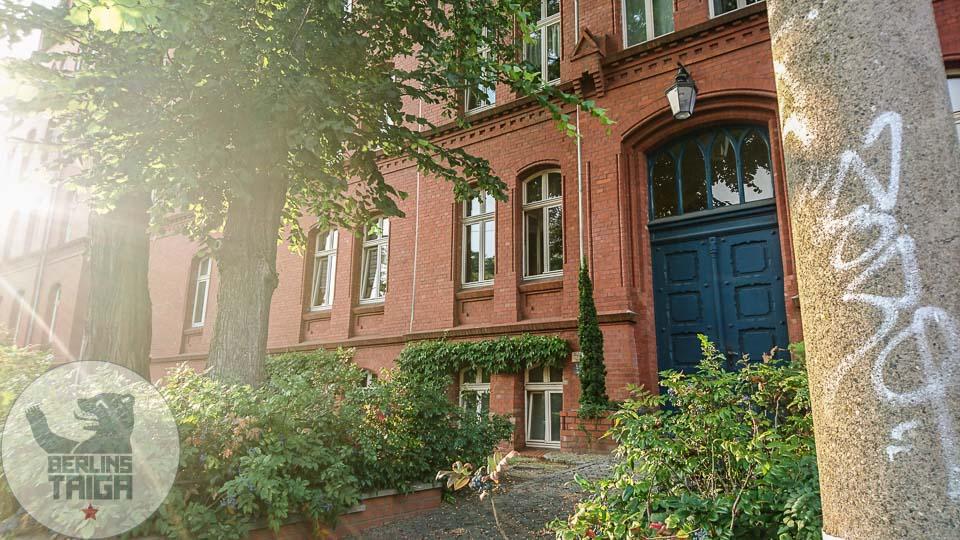 Ehemalige sowjetische Schule, Magdeburger Straße Brandenburg/Havel
