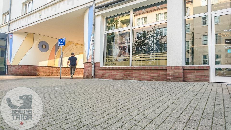 Ehemaliges Magasin Fouquestraße, Brandenburg/Havel