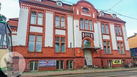 Haus der Offiziere, Magdeburger Straße Brandenburg/Havel
