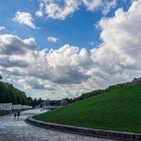 Sowjetisches Ehrenmal Treptower Park Berlin