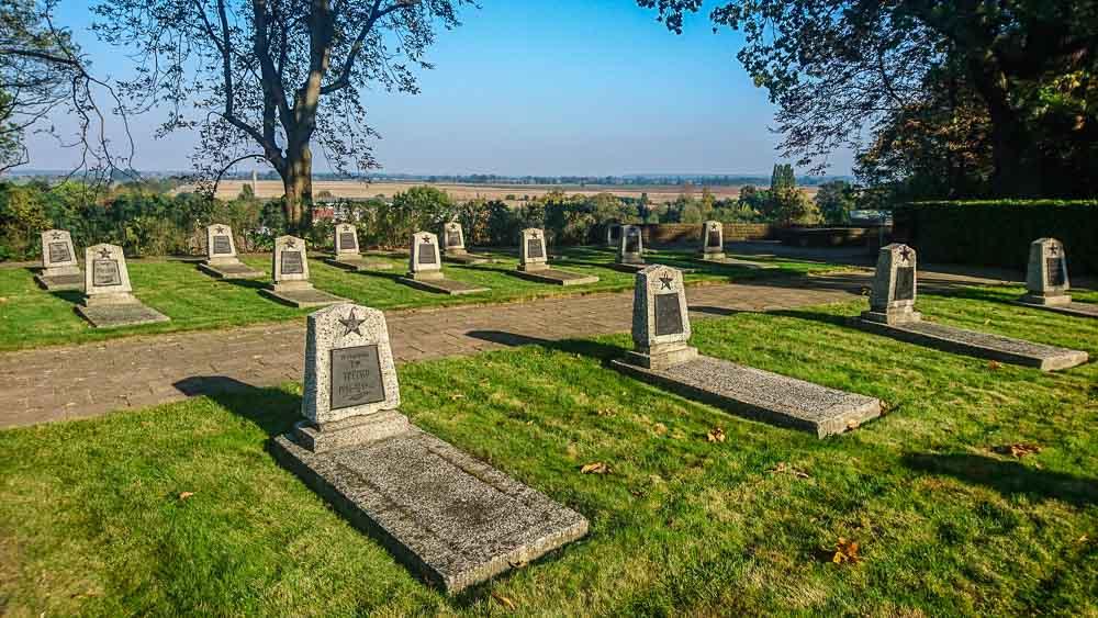 Sowjetischer Friedhof Gedenkstätte Seelower Höhen