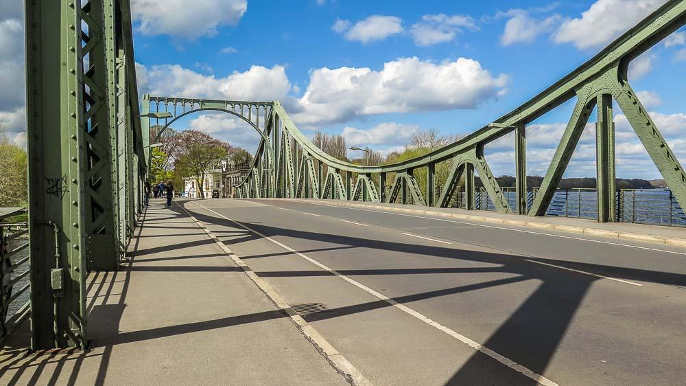 Spionenbrücke Glienicker Brücke Potsdam