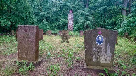 Sowjetischer Ehrenfriedhof Flecken Zechlin