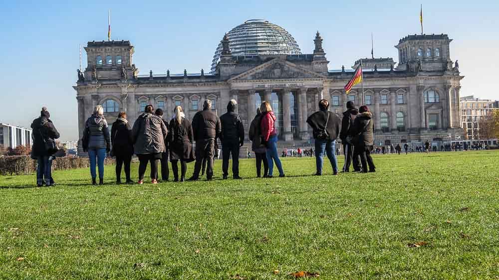 Stadtführung Reichstag Berlin