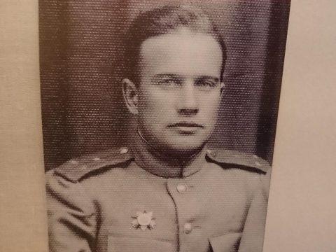 sowjetischer soldat vater