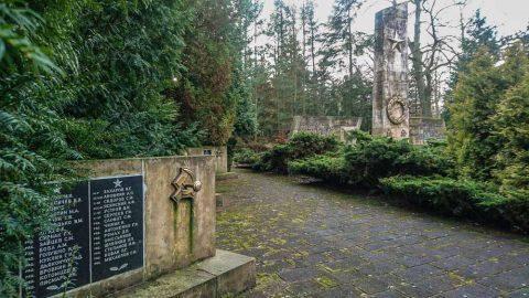 Sowjetischer Soldatenfriedhof Eberswalde