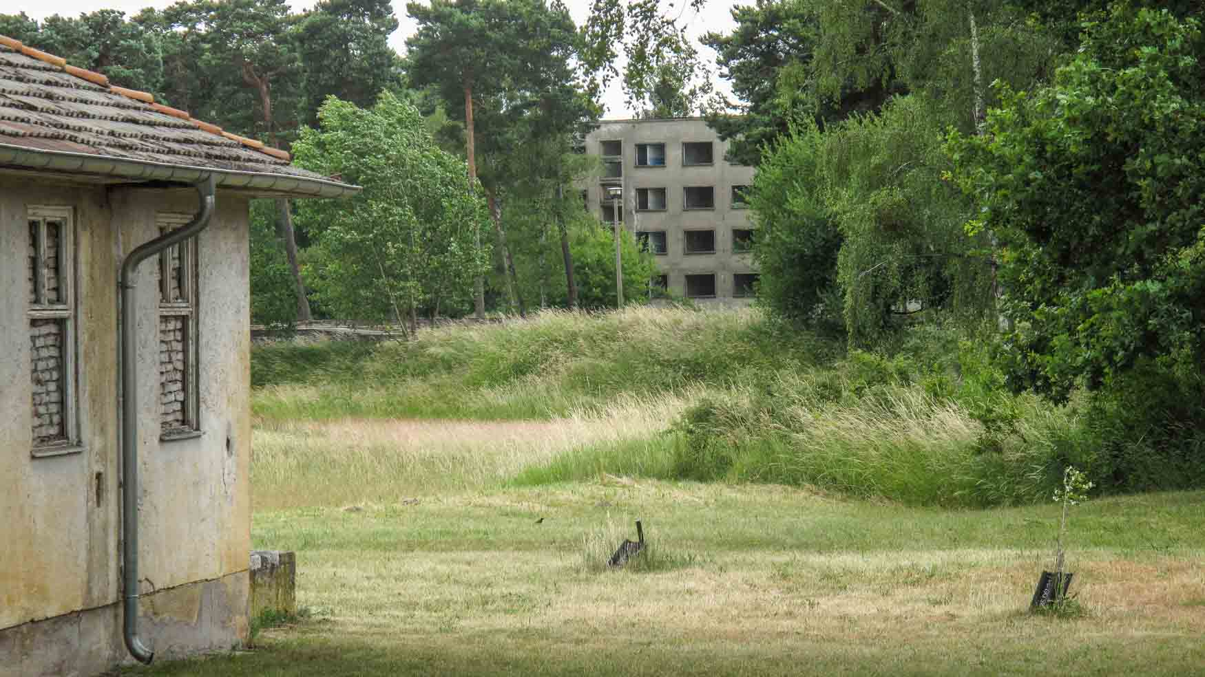 Lost Place Olympisches Dorf Elstal
