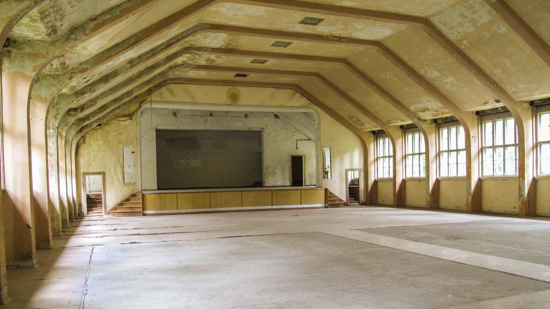 Saal Hindenburghaus Olympisches Dorf Elstal