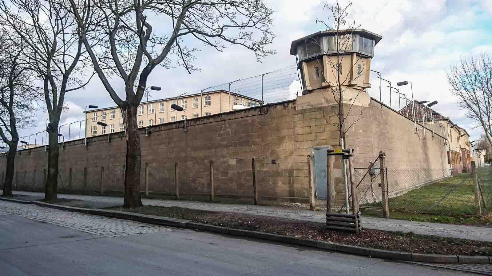 Gedenkstätte Berlin Hohenschönhausen