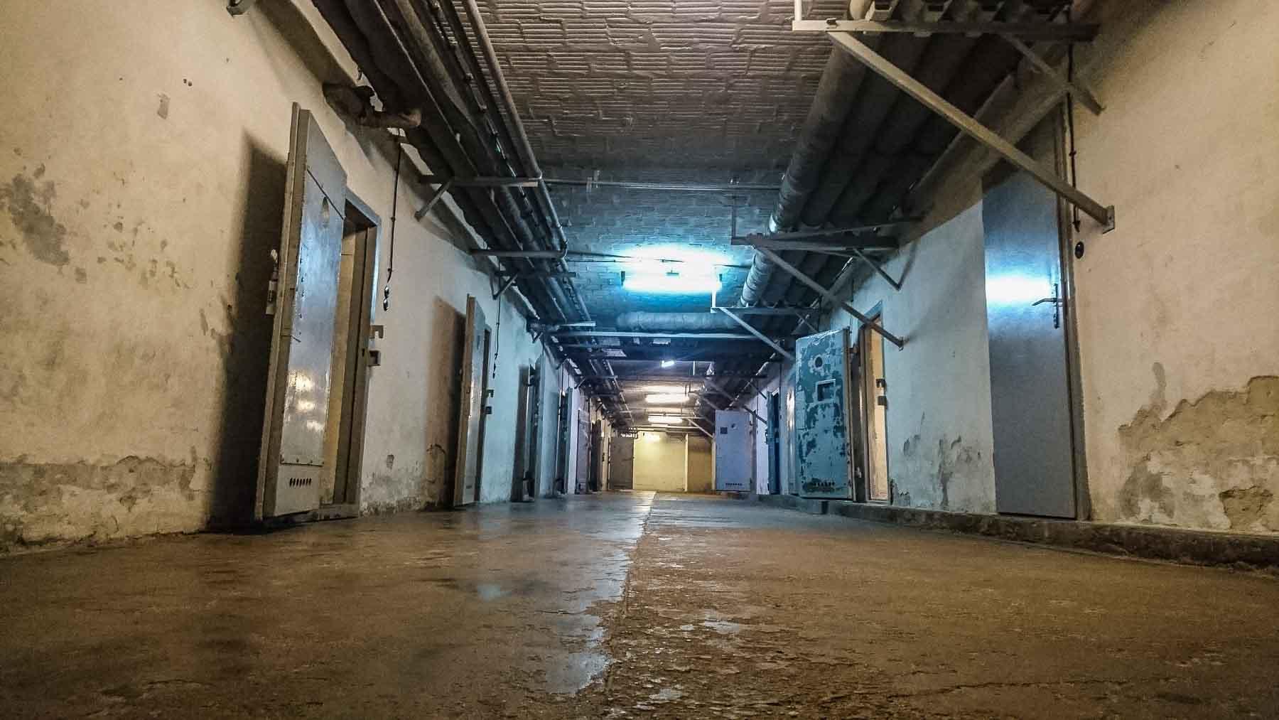 Sowjetisches Untersuchungsgefängnis Berlin Hohenschönhausen