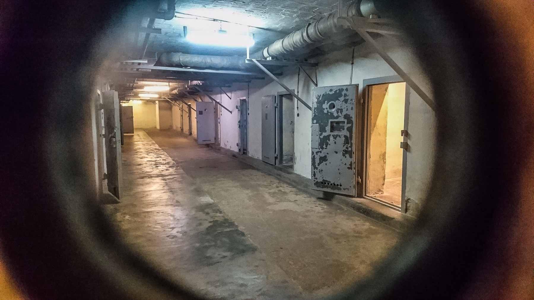 U-Boot Gefängnis Berlin Hohenschönhausen
