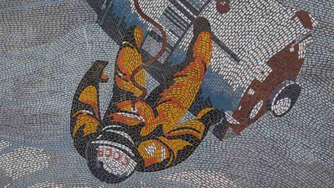 alexei leonow kosmos mosaik rechenzentrum potsdam