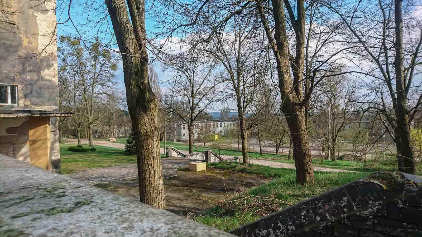 friedensstadt sowjetische garnison glau blankensee