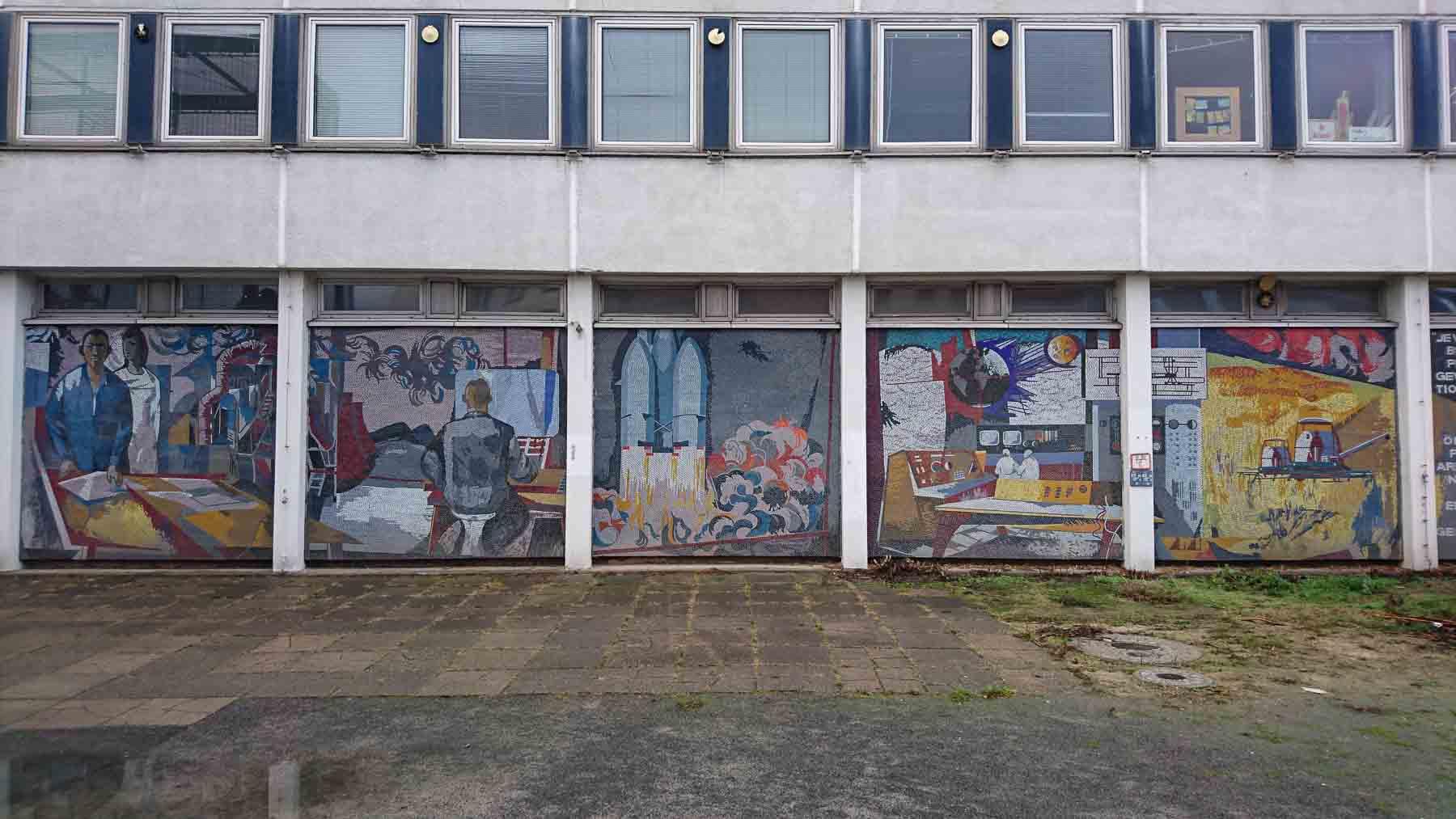 mosaik fritz eisel rechenzentrum potsdam