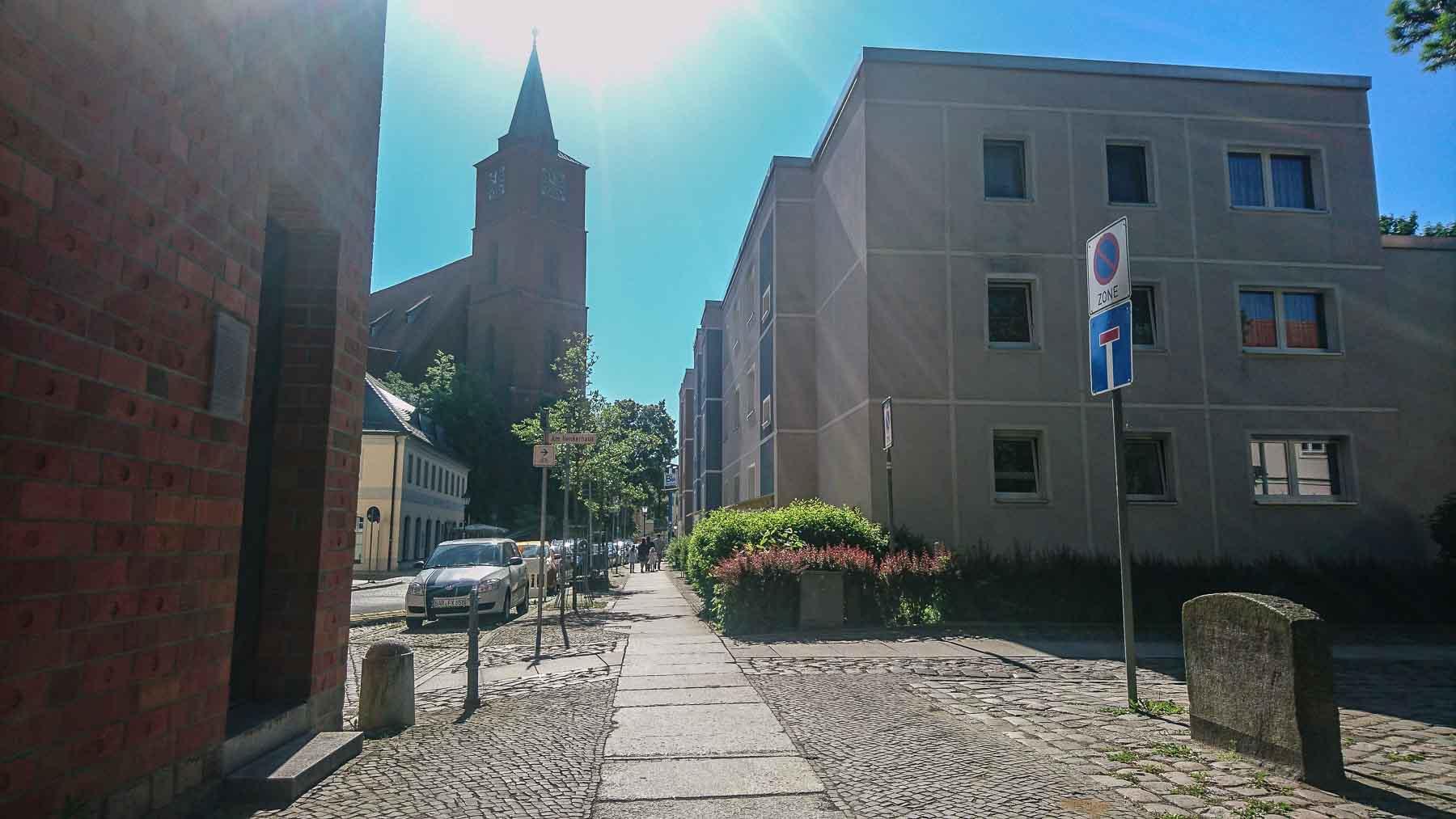 Altstadt Bernau bei Berlin