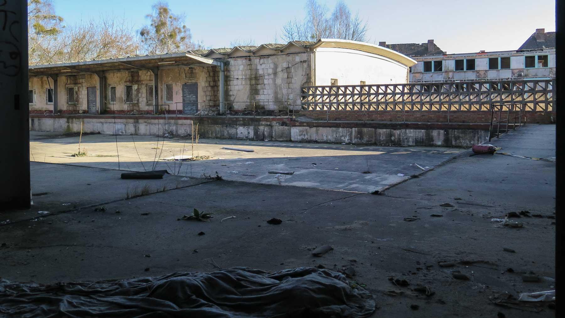 Lost Place Sowjetische Kaserne