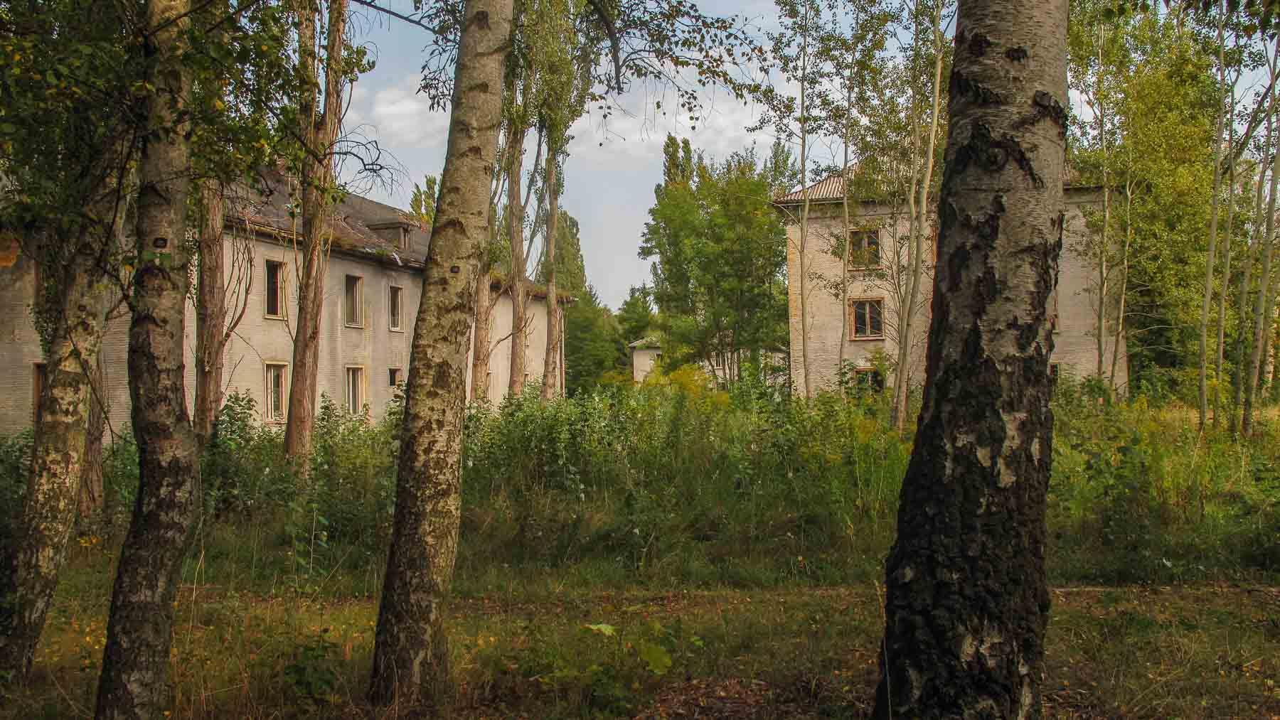 Sowjetische Geisterstadt Brandenburg
