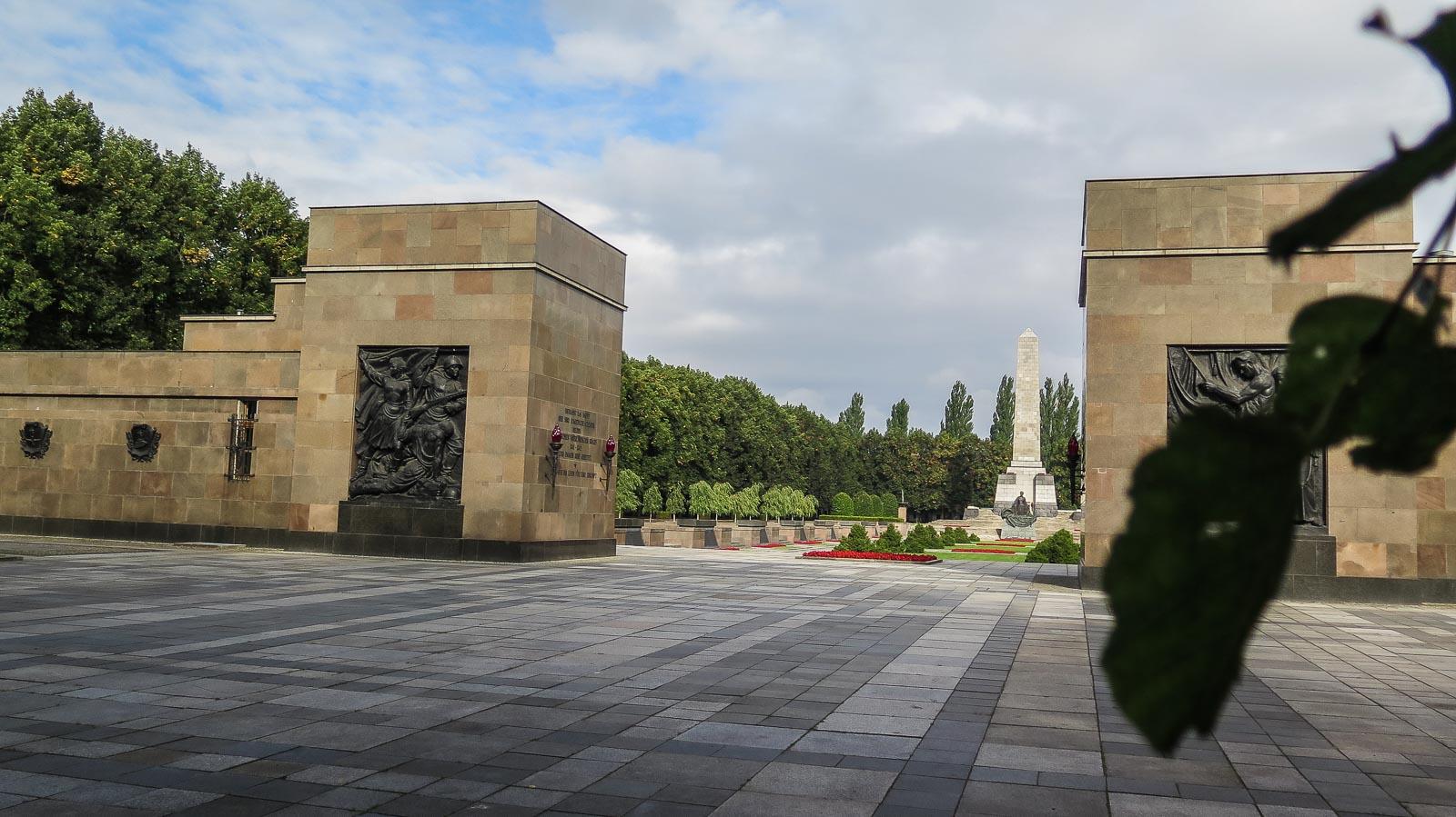 Sowjetischer Ehrenfriedhof Schönholz