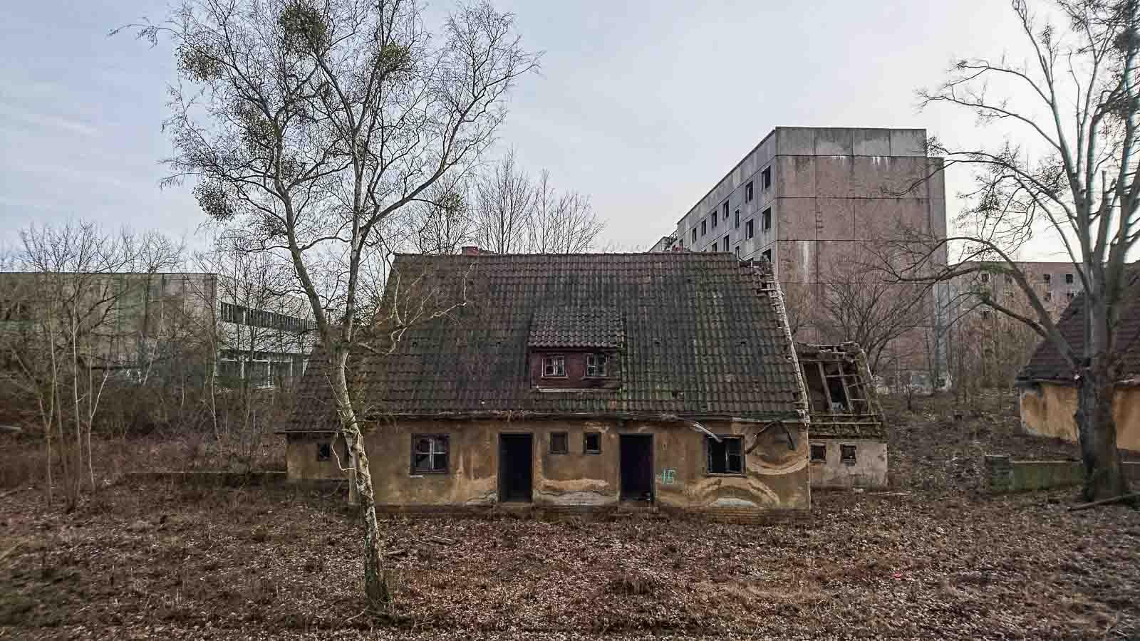 Verlassener Ort Sowjetische Kaserne Brandenburg