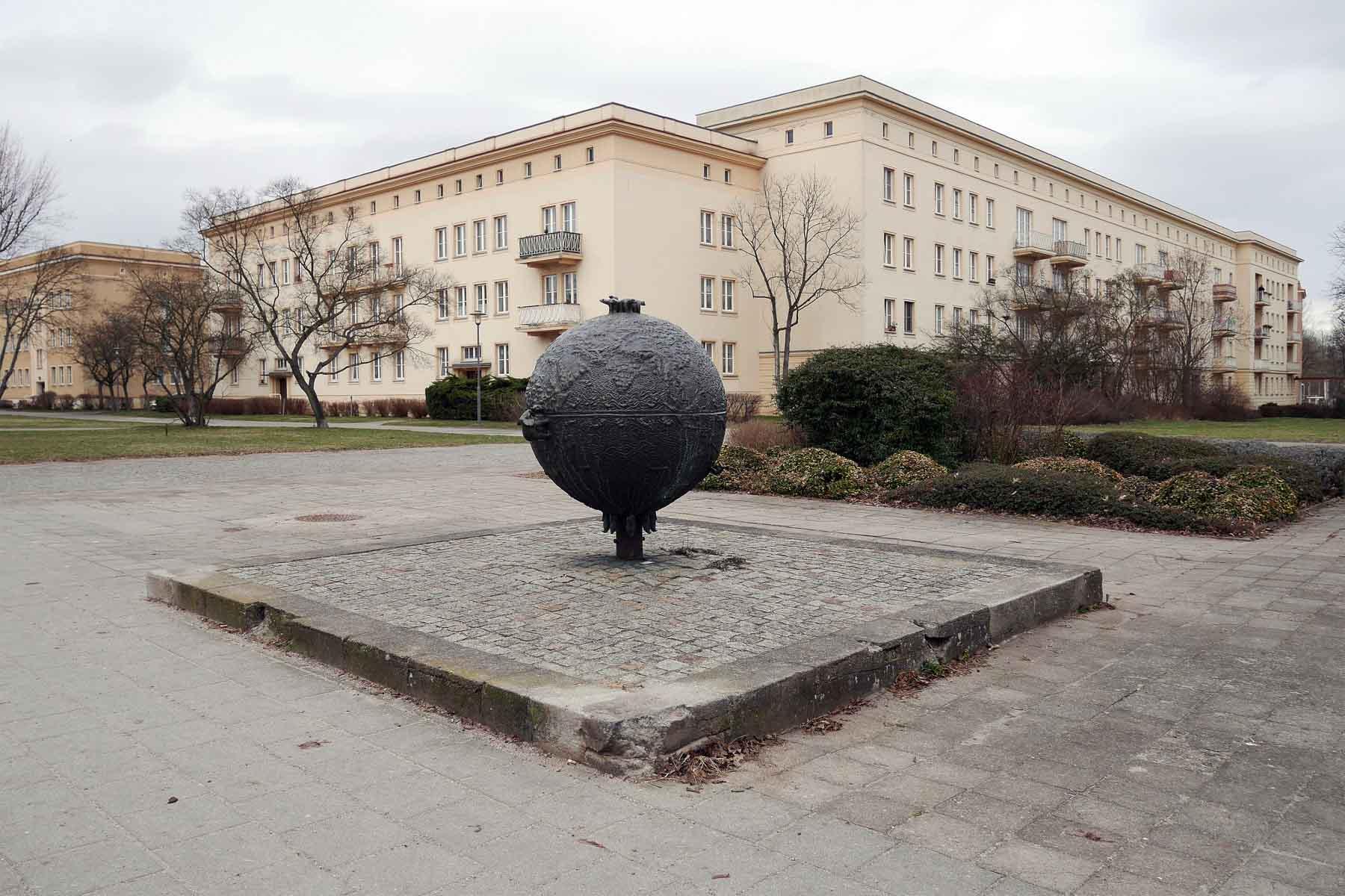 DDR Architektur Eisenhüttenstadt