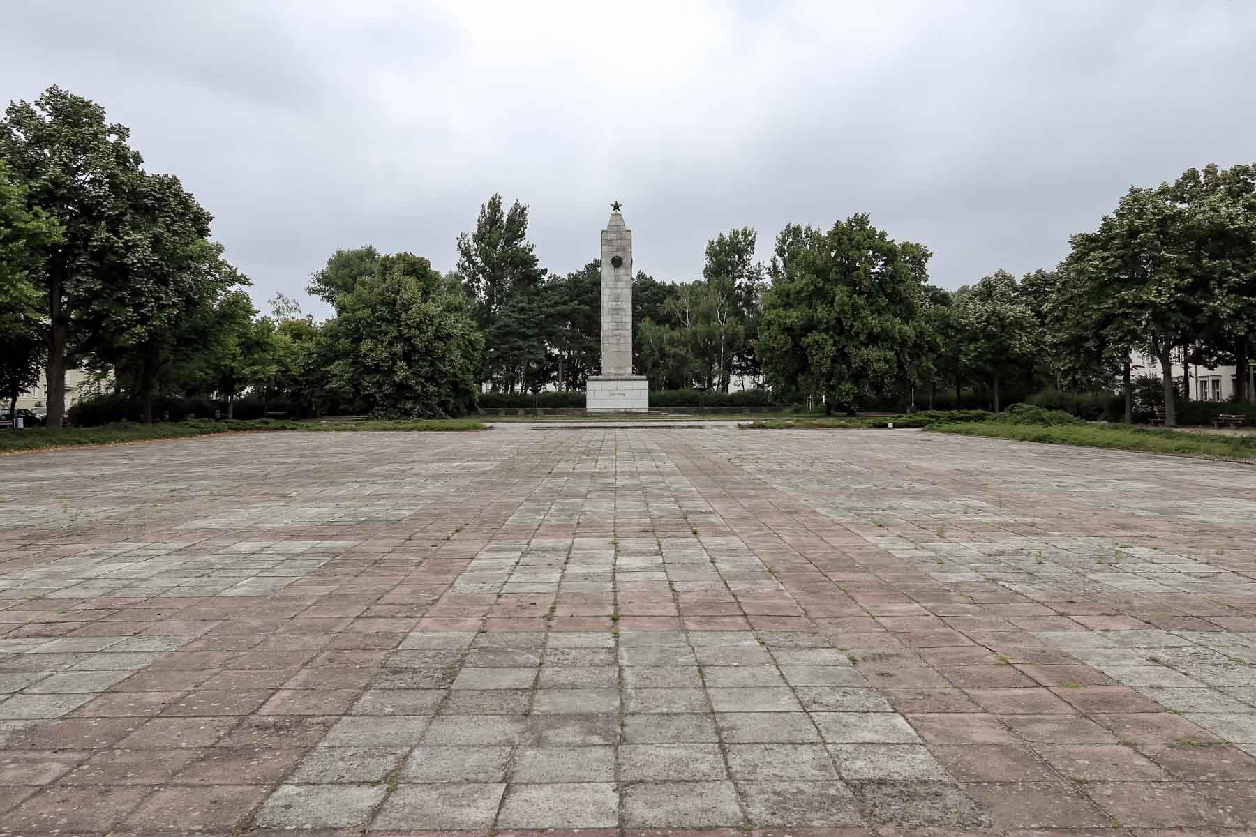 Sowjetisches Ehrenmal Eisenhüttenstadt