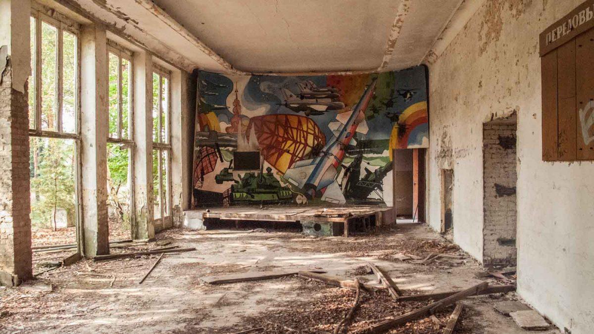 Propagandabild Lost Places Brandenburg