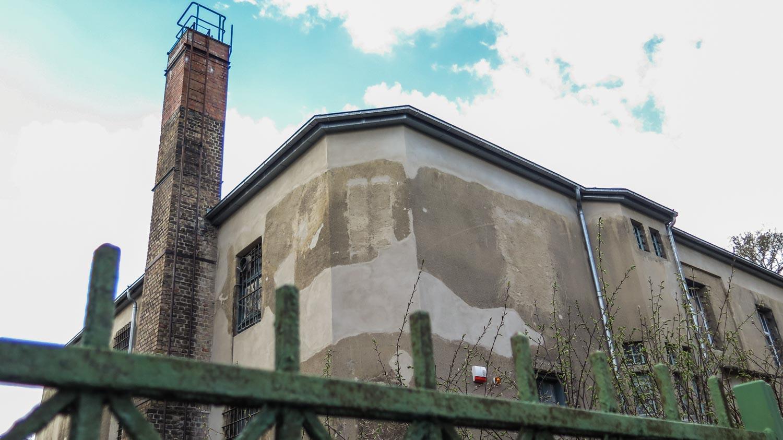 Gedenkstätte Leistikowstraße Potsdam Verbotene Stadt