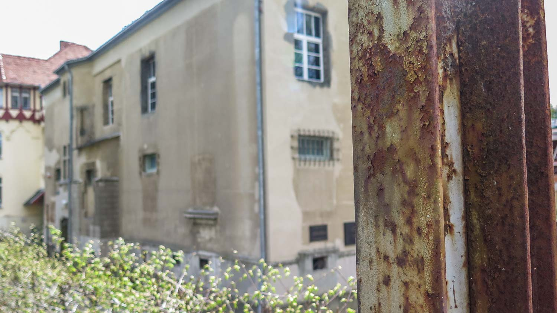 Untersuchungsgefängnis Leistikowstraße Potsdam Verbotene Stadt