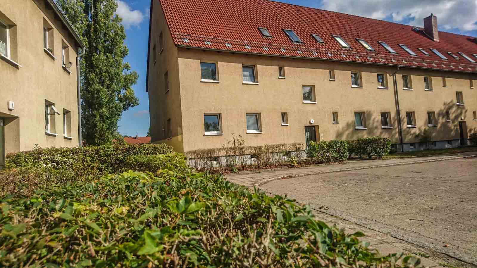 Wohngebäude Speziallager Nr.5 Ketschendorf Fürstenwalde