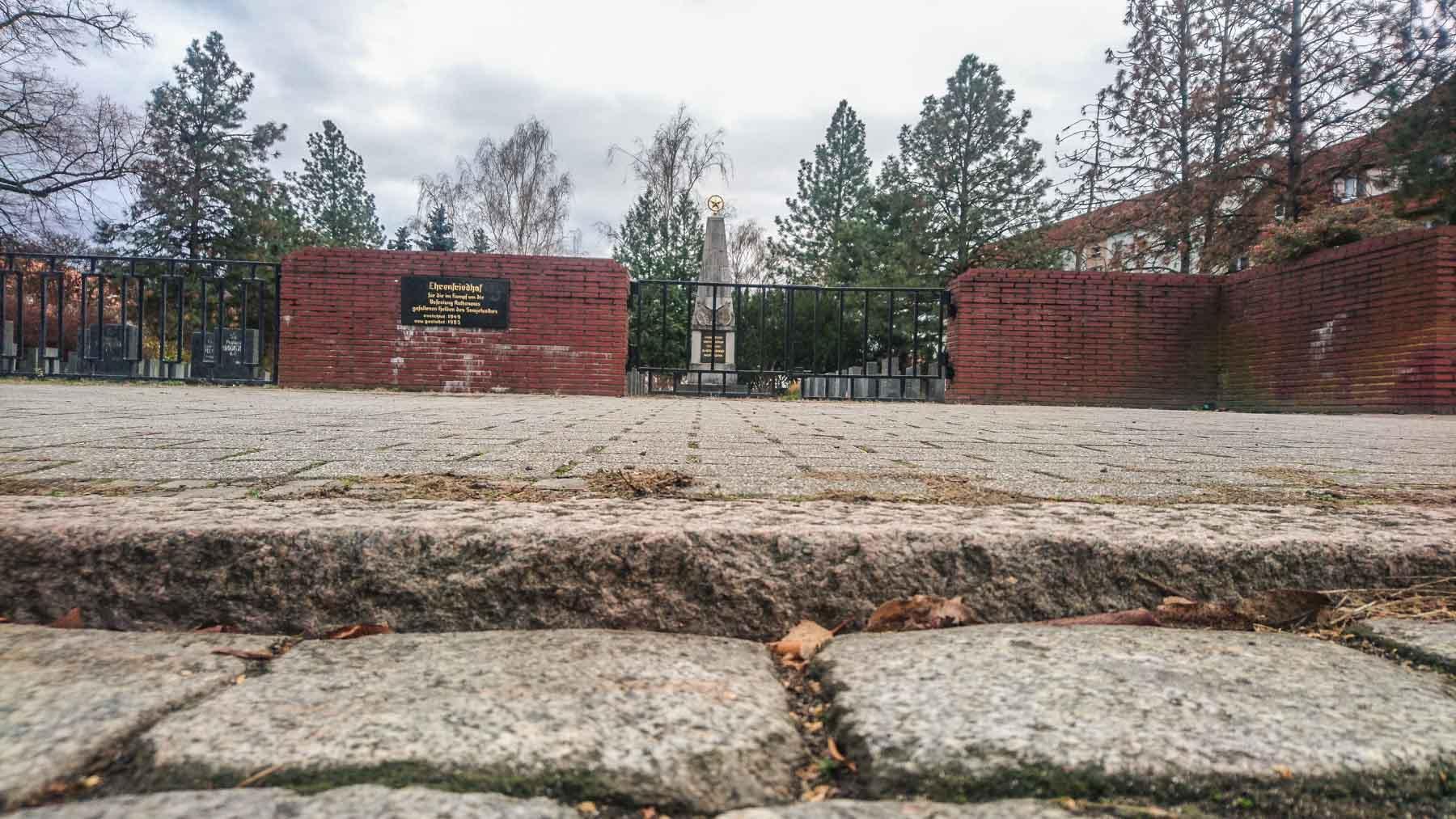 Sowjetischer Friedhof Rathenow