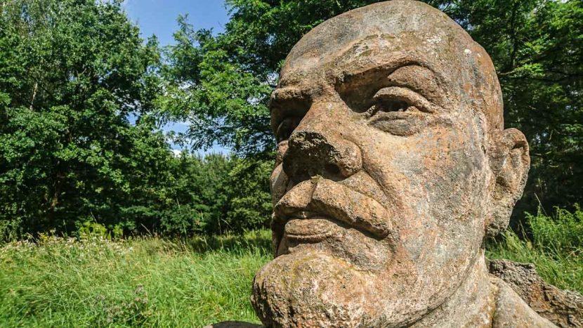 Lenin Büste Potsdam