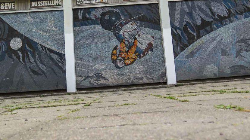 Mosaik Rechenzentrum Potsdam