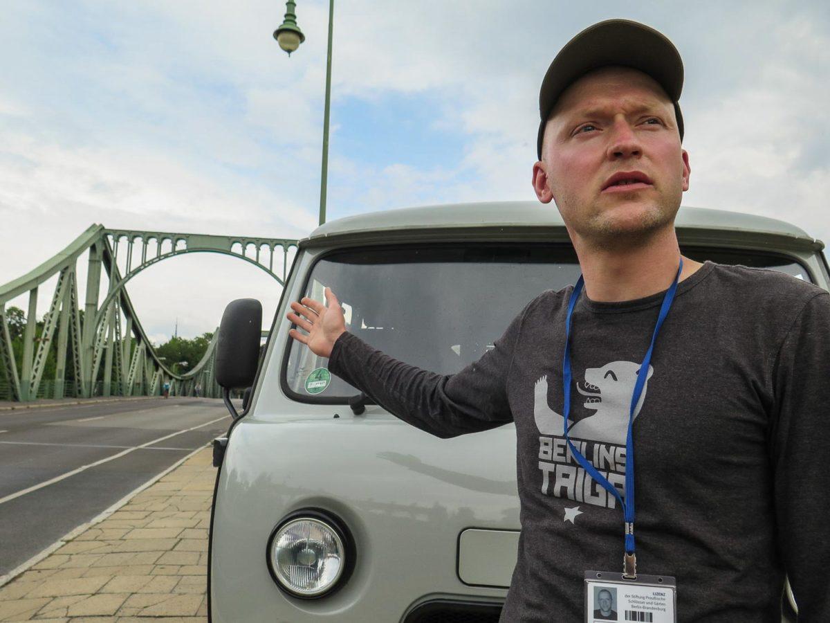 Potsdam Berlin City Tours Bridge of Spies