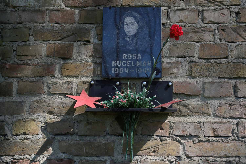 Gedenktafel KZ Ravensbrück